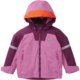 Helly Hansen Legend Insulated Jacket Kids, ibis rose